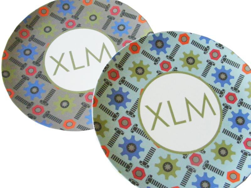 let's build personalized plates