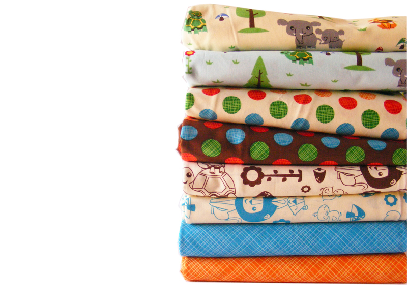pops & tots fabric collection