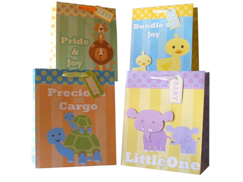 animal parent gift bag collection