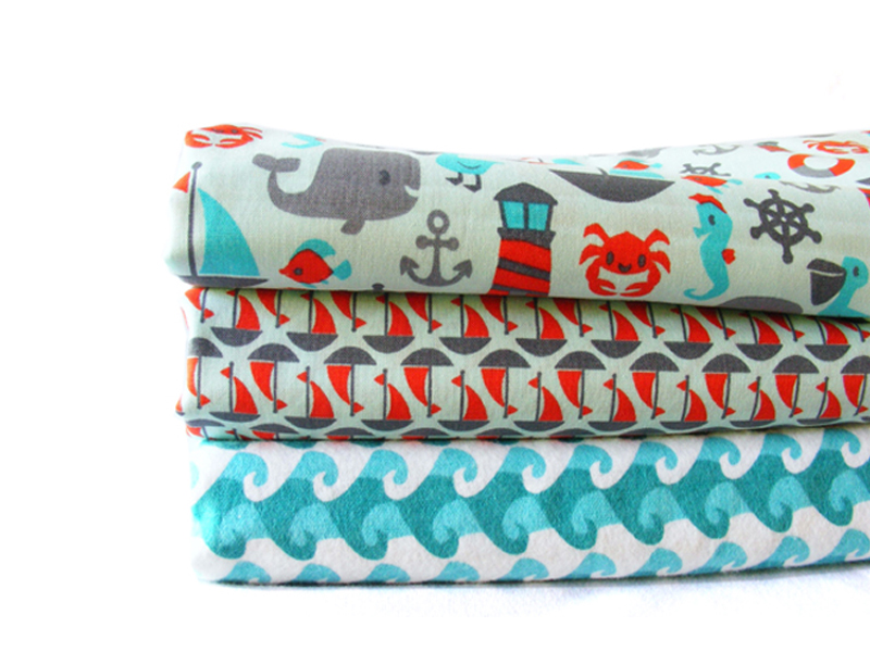 it's a shore thing fabric collection